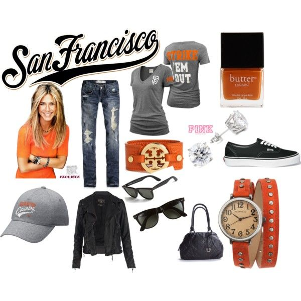 Sf Giants Game Look!  cant wait for opening weekend! 4.14.12!!