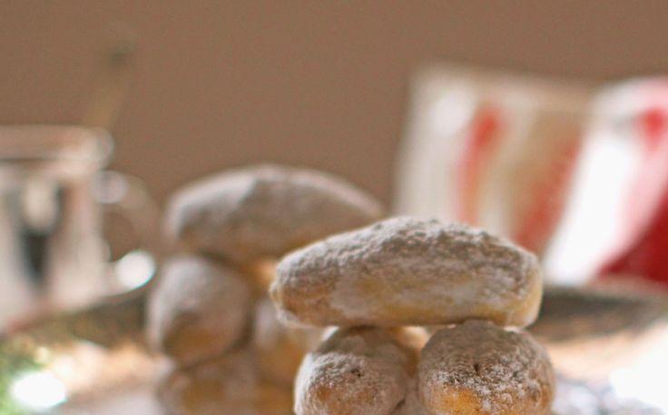 Λουκουμόγλυκα μαστίχας (εύκολο και νηστίσιμο γλυκό)