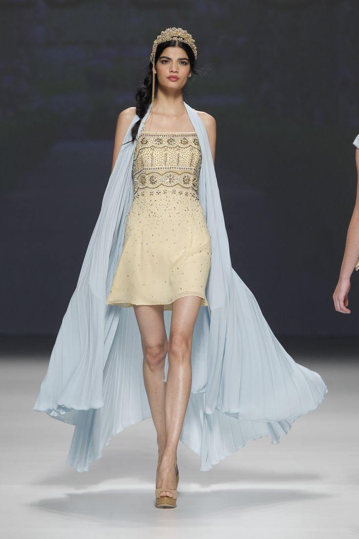 21 best MATILDE CANO 2015. PASARELA GAUDÍ 2014 images on Pinterest ...