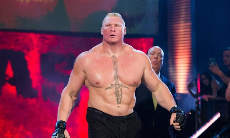 No SummerSlam opponent announced for Brock Lesnar at tonight's Smackdown tapings - Wrestling News