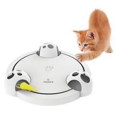PetSafe FroliCat Pounce Elektrisches Katzenspielzeug Katze Spielzeug PTY45-14270