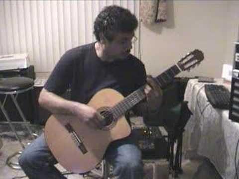 Final Fantasy 7 Main Theme Guitar