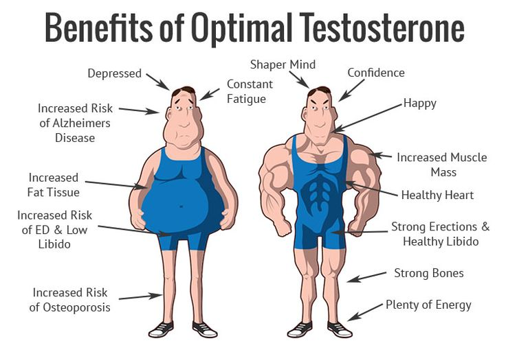 how to build testosterone levels naturally