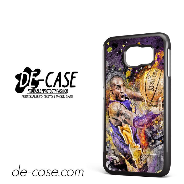 Kobe Bryan Spalding Basketball DEAL-6211 Samsung Phonecase Cover For Samsung Galaxy S6 / S6 Edge / S6 Edge Plus