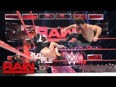 'WWE Monday Night Raw' Results: The Undertaker And Brock Lesnar Surprise Goldberg