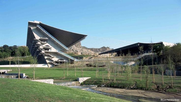 Estadio Braga. Eduardo Souto de Moura