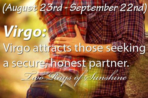 Attracts those seeking a secure, honest partner