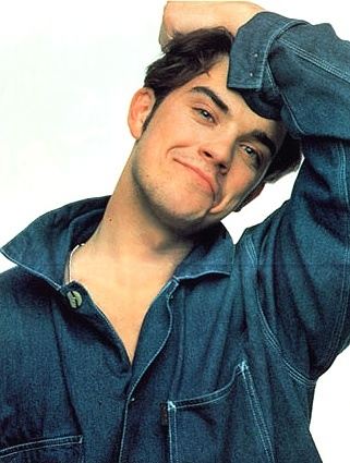 Robbie Williams love this piccie!