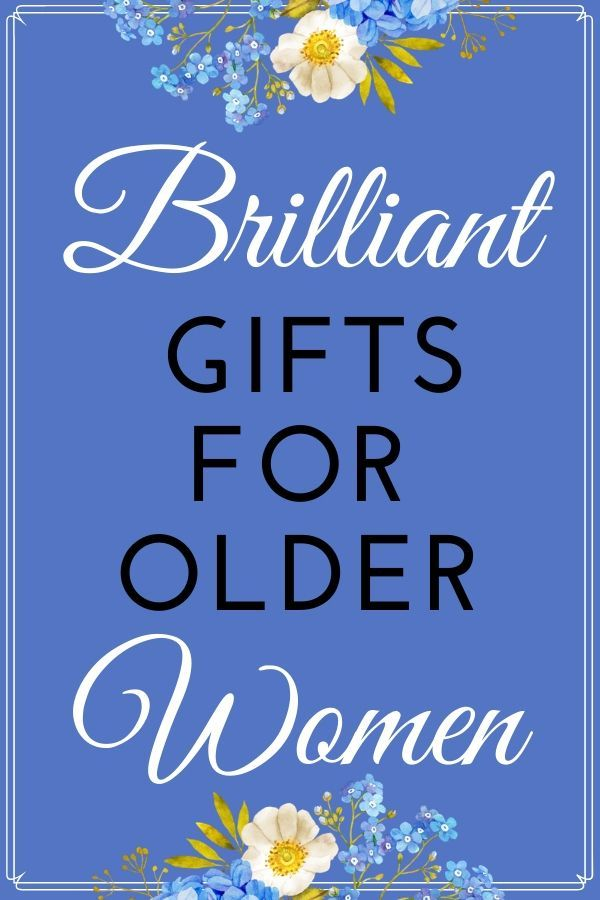 75 Christmas Giftd For Mom 2020 Birthday Gifts for Older Women   Best Gifts for the Elderly Woman
