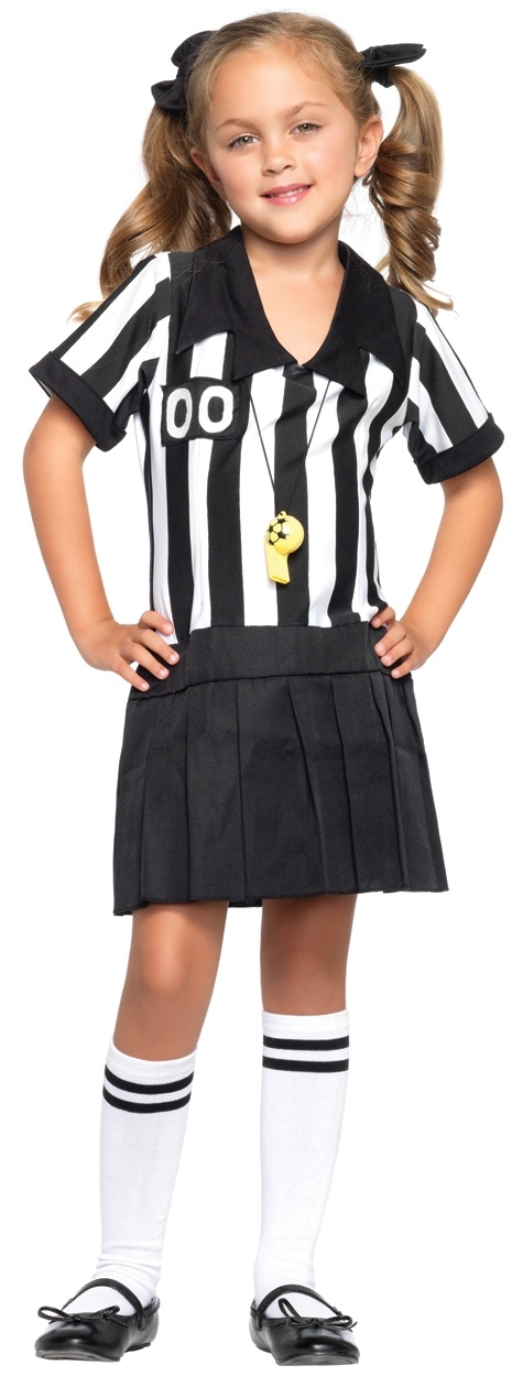 Soccer Referee Halloween Costume