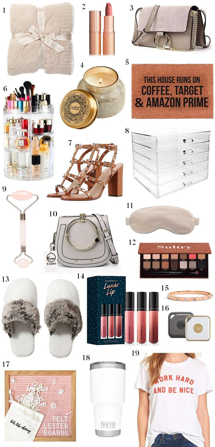 The Best Christmas Gifts For Women Under 50 Cool Gifts For Women Affordable Holiday Gifts Best Christmas Gifts
