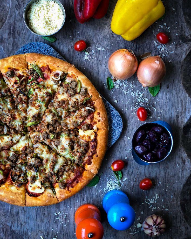 Mamma Mia! Ensaio food styling com Pizza Hut – Cookterapia