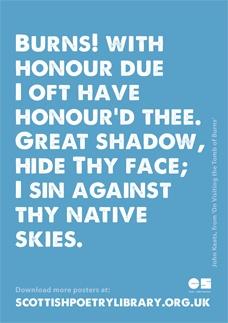 William Wordsworth on Robert Burns | Scottish Poetry Library