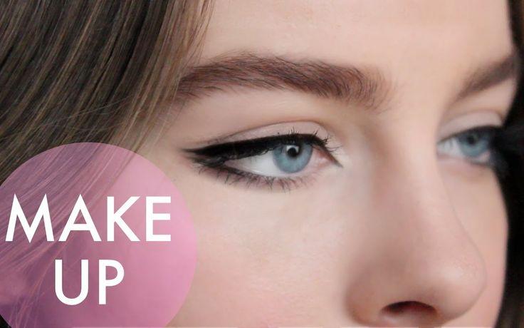 Как рисовать стрелки + советы и хитрости / Eyeliner tutorial + tips & tr...