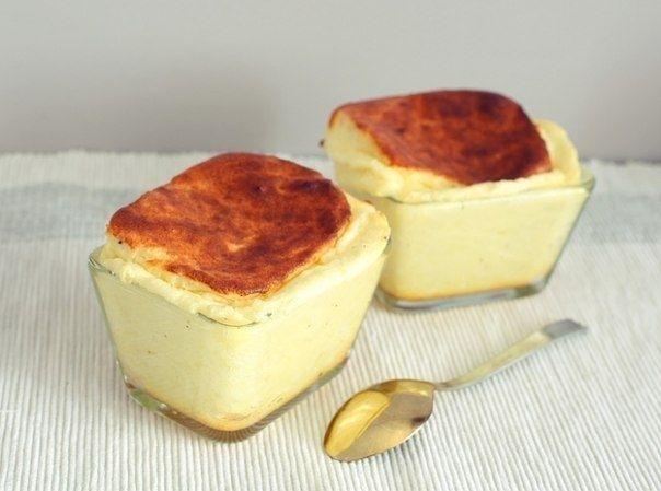 Как приготовить сырное суфле - рецепт, ингридиенты и фотографии