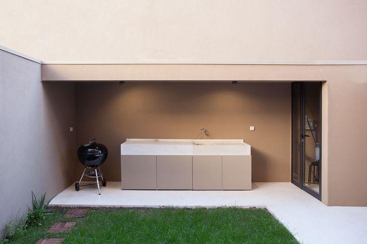 backyard kitchen by atelier405