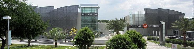 Full Sail University (Panoramic)