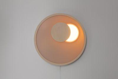 Lampa KOLO MAGNET // Pani Jurek Gang Design
