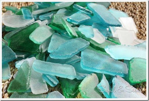 sea glass - Google Search