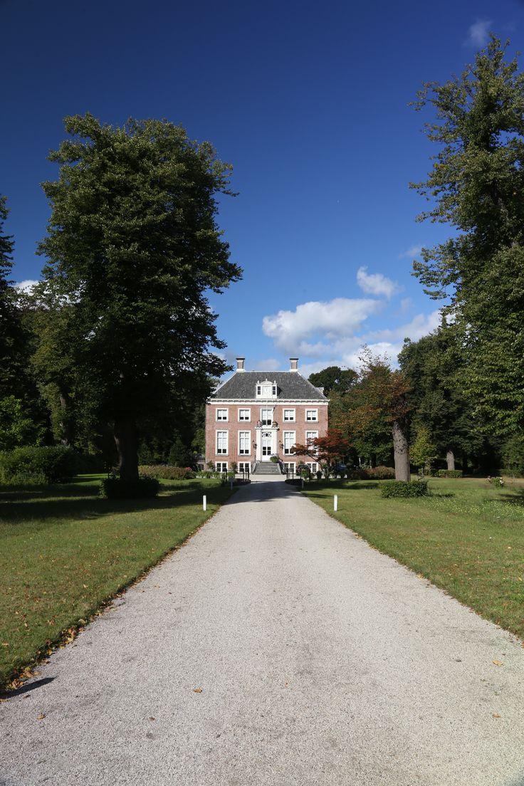 Buitenplaatsen in Kennemerland.  Huis te Manpad Heemstede  ©Kenneth Stamp #buitenplaatseninbeeld