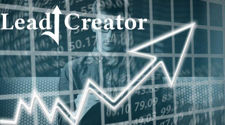 Sei un imprenditore? Cerchi nuovi clienti per la tua #azienda? Basta buttare soldi per attività che non funzionano come manifesti, volantini, cartelloni, giornali, radio e tv! Scegli il sistema Lead Creator! Con Lead Creator potrai: ✔Misurare i risultati raggiunti ✔Misurare ogni singolo centesimo speso ✔Raggiungere solo persone realmente interessate al tuo prodotto o servizio ✔Creare centinaia di nuovi clienti per la tua attività ✔Ottenere risultati concreti,garantiti e misurabili sempre…