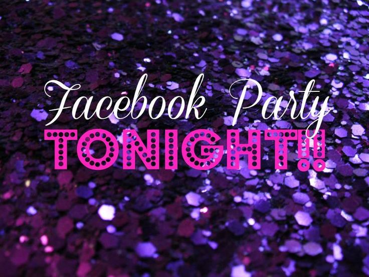 """Jamberry nails--host a Facebook party! They're super easy and fun! """"Facebook Party Tonight!"""" http://heatherware.jamberrynails.net/"""