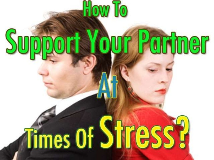 how-to-support-your-partner-at-times-of-stress by Problogging Success via Slideshare