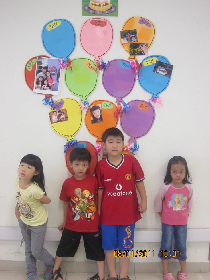 Classroom Decoration Charts For Kindergarten ~ Best images about classroom birthday charts on