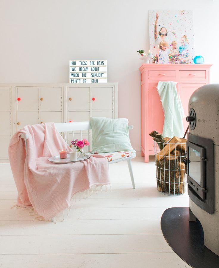 Maak je huis winterklaar met de zachte pasteltinten uit de nieuwe najaarscollectie van HEMA.Inspiratie vind je op onze blog.