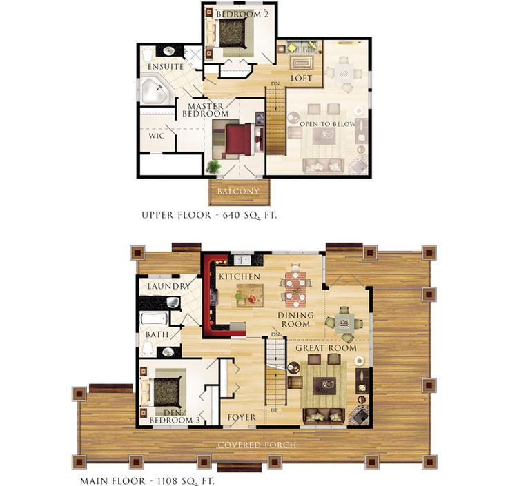 Limberlost Floor Plan ̉� Amp ʳ�간 Pinterest