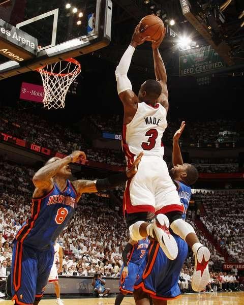 Dwayne Wade, Miami Heat, Quarterfinals Game 5, 5/9/2012