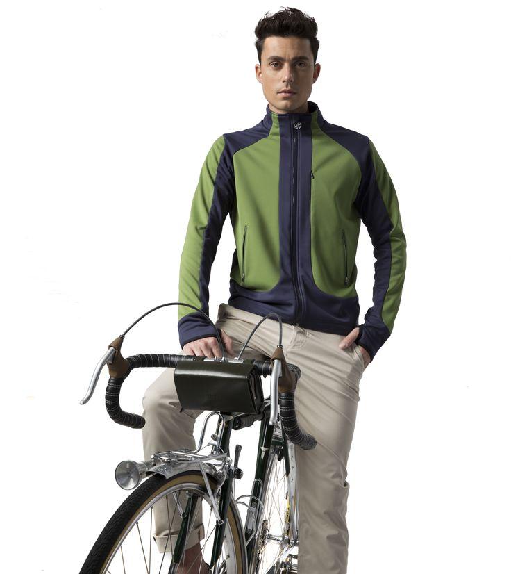 Blazers Dublin: Paris Zip Front Jacket By Ligne 8