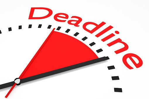 """THOUGHT FOR THE DAY:    """"A goal is a dream with a deadline.""""    ~Napoleon Hill"""