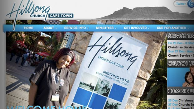 hillsong church in capetown, south africa | ... here: Home › Website Gallery › Hillsong Church – South Africa