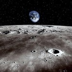 El agua de la Luna sería la misma de la Tierra