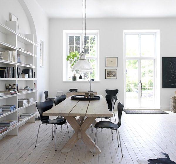 Tre case scandinave dal mood rilassato e accogliente