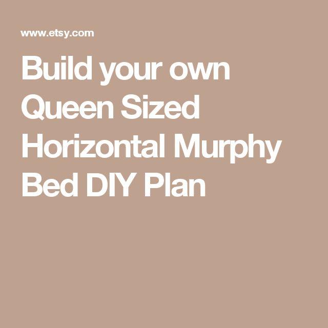 best 25 horizontal murphy bed ideas on pinterest murphy beds wall beds and murphy bed couch. Black Bedroom Furniture Sets. Home Design Ideas