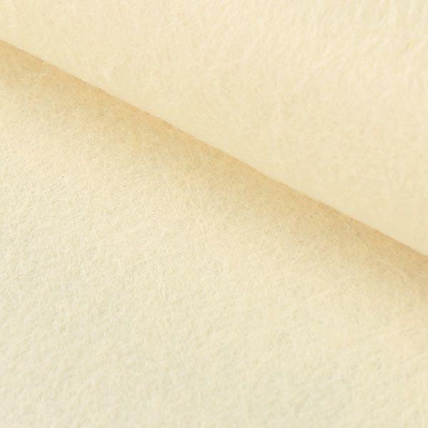Sand farvet hobbyfilt på 3 mm fra Sjovogkreativ.dk til kreative håndarbejde og hobby projekter.