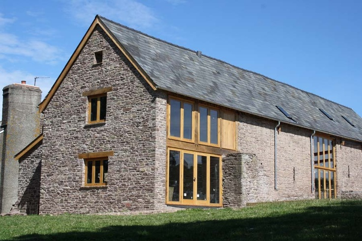 A beautiful barn conversion in the Golden Valley. Came across this while searching for ideas for my own barn conversion.