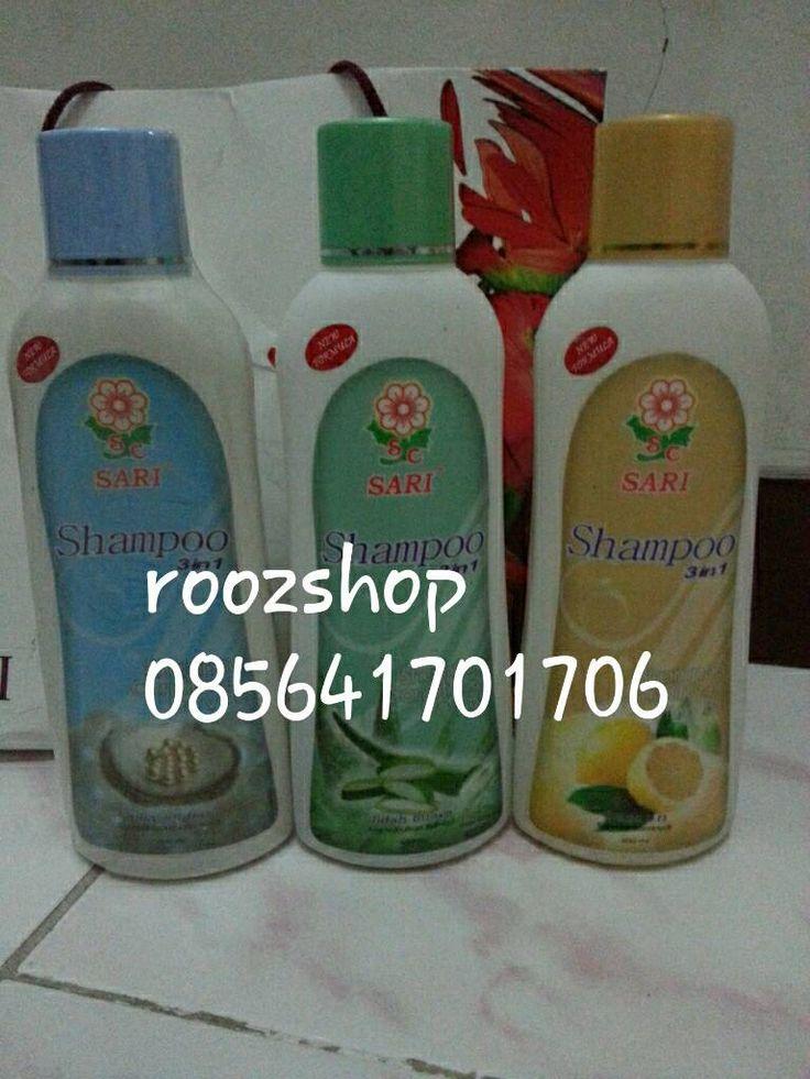 Jual shampoo 3 in 1 sari cosmetics, sari cosmetic dengan harga Rp 39.000,- dari toko online prelovedrooz, Jakarta. Cari produk shampoo lainnya di Tokopedia. Jual beli online aman dan nyaman hanya di Tokopedia.