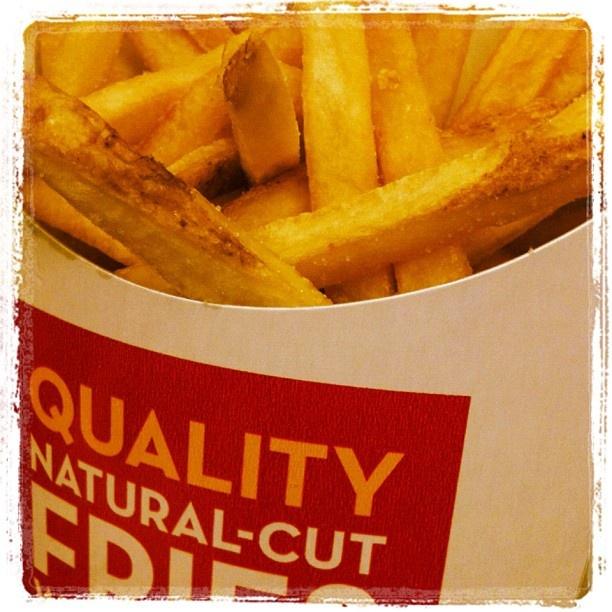 Wendy's Fries! Yummmmmmm...  -- from sage -- 08042013