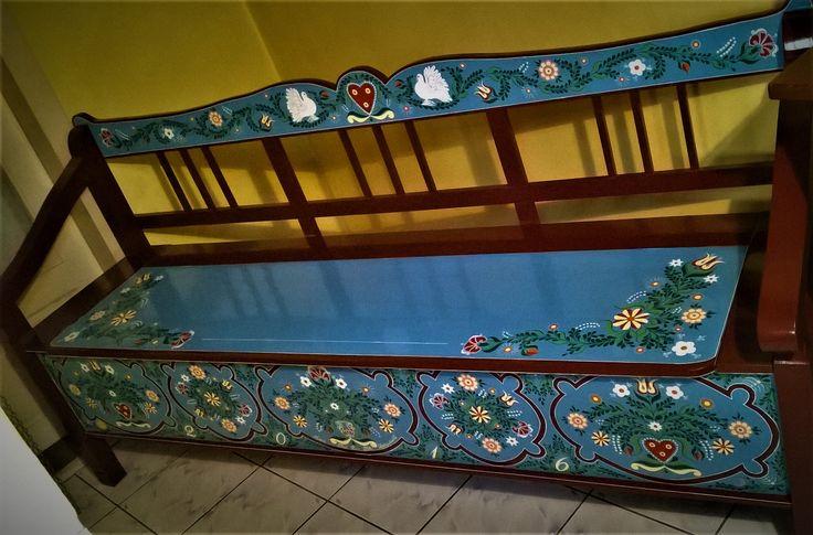 Cseléd ágy készen
