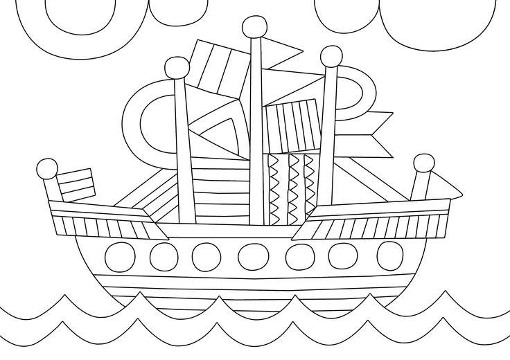 Pikku Kakkosen tulostettavat värityskuvat. Free printable pattern. lasten   askartelu   tulostettava   kesä   käsityöt   koti   väritys   värityskuva   värittäminen   DIY ideas   kid crafts   summer   home   colouring   coloring   Pikku Kakkonen