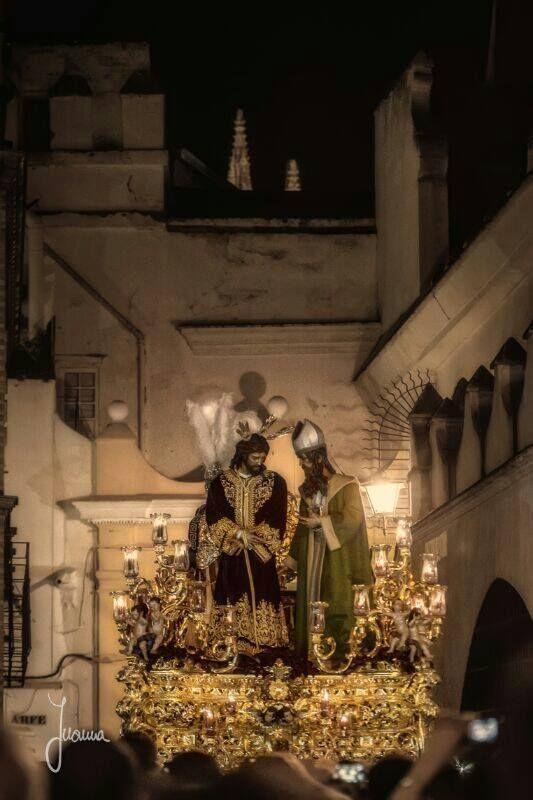 Nuestro padre jesus de san gonzalo sevilla