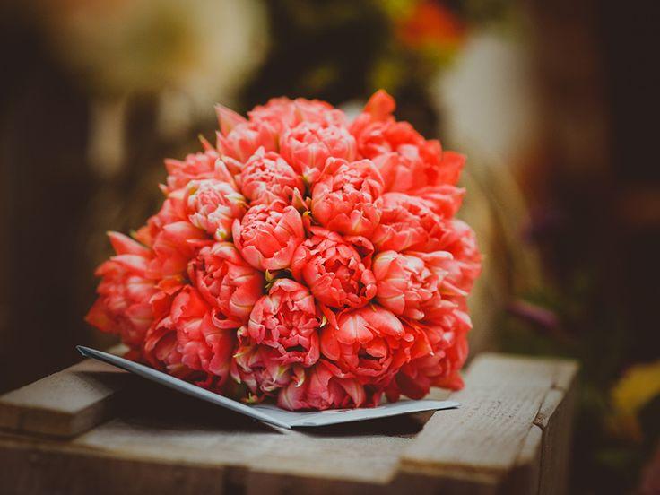 Buchet de mireasa Spring Joy. Buchete creative de la Buchetaria Cluj-Napoca