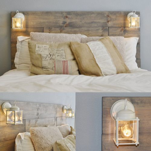 magnificent diy headboard ideas and their description - Diy Backboard Bed