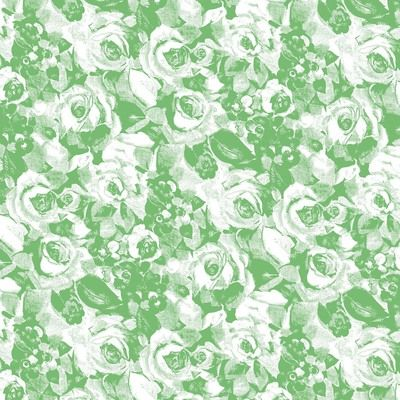 Rosie print design is available in multiple color ways and can be printed on any base fabric you choose.
