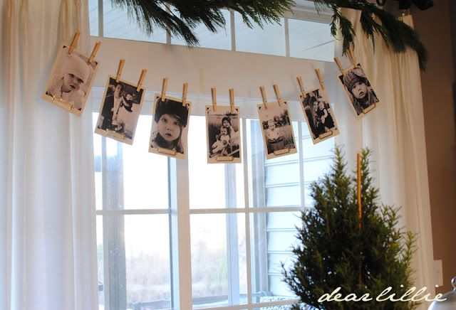 Simple and Inexpensive Christmas Décor from Dear Lillie! - Beneath My Heart