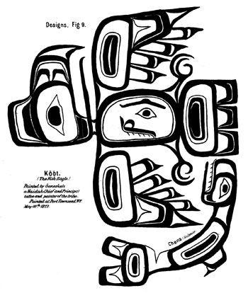 Татуировки Тлинкит (Tlingit) и Хайда (Haida). Северо-западное Побережье: thornywolf