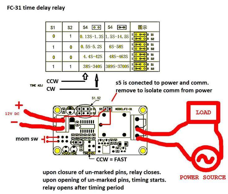 FC32 relay wiring diagram | Arduino in 2019 | Wire